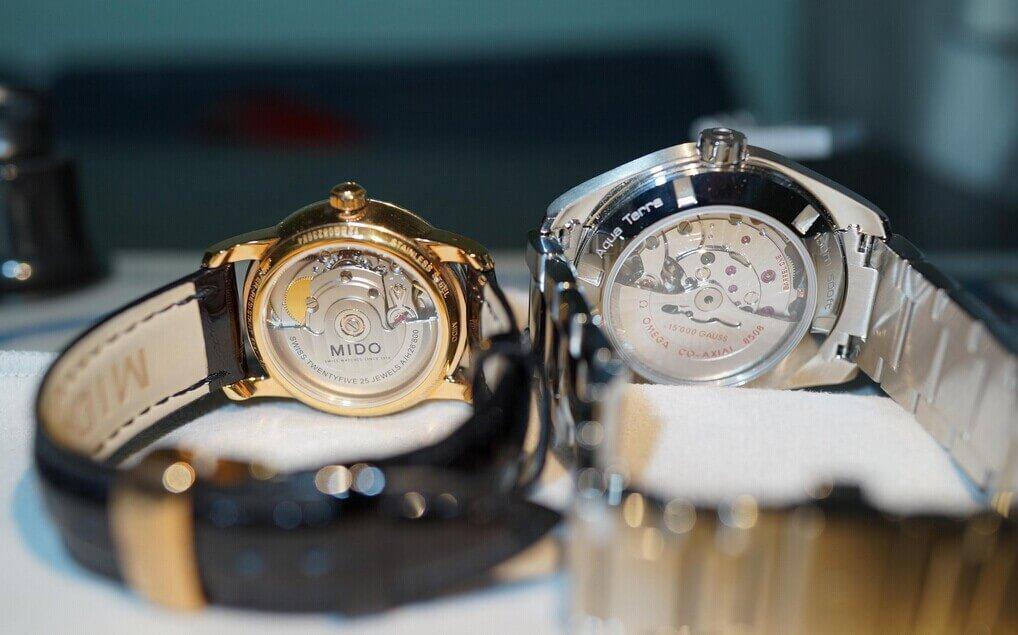 Máy đồng hồ Mido đại diện cho chất lượng đồng hồ Thụy Sỹ thực thụ