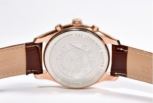 Phân biệt đồng hồ Longines thật giả qua in khắc