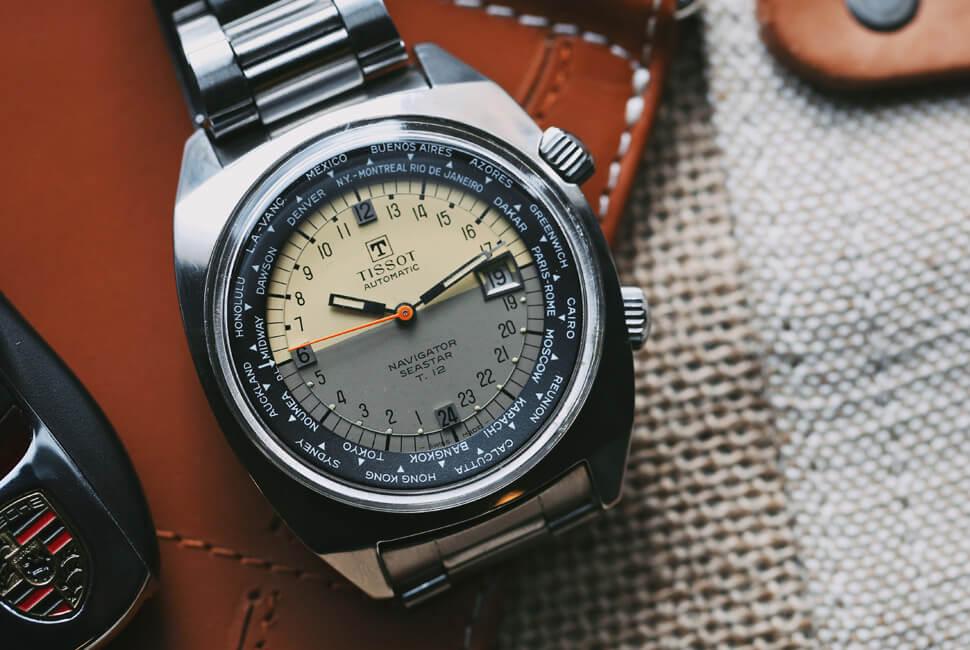 Kinh nghiệm mua đồng hồ Thụy Sỹ là phải nhìn trực tiếp