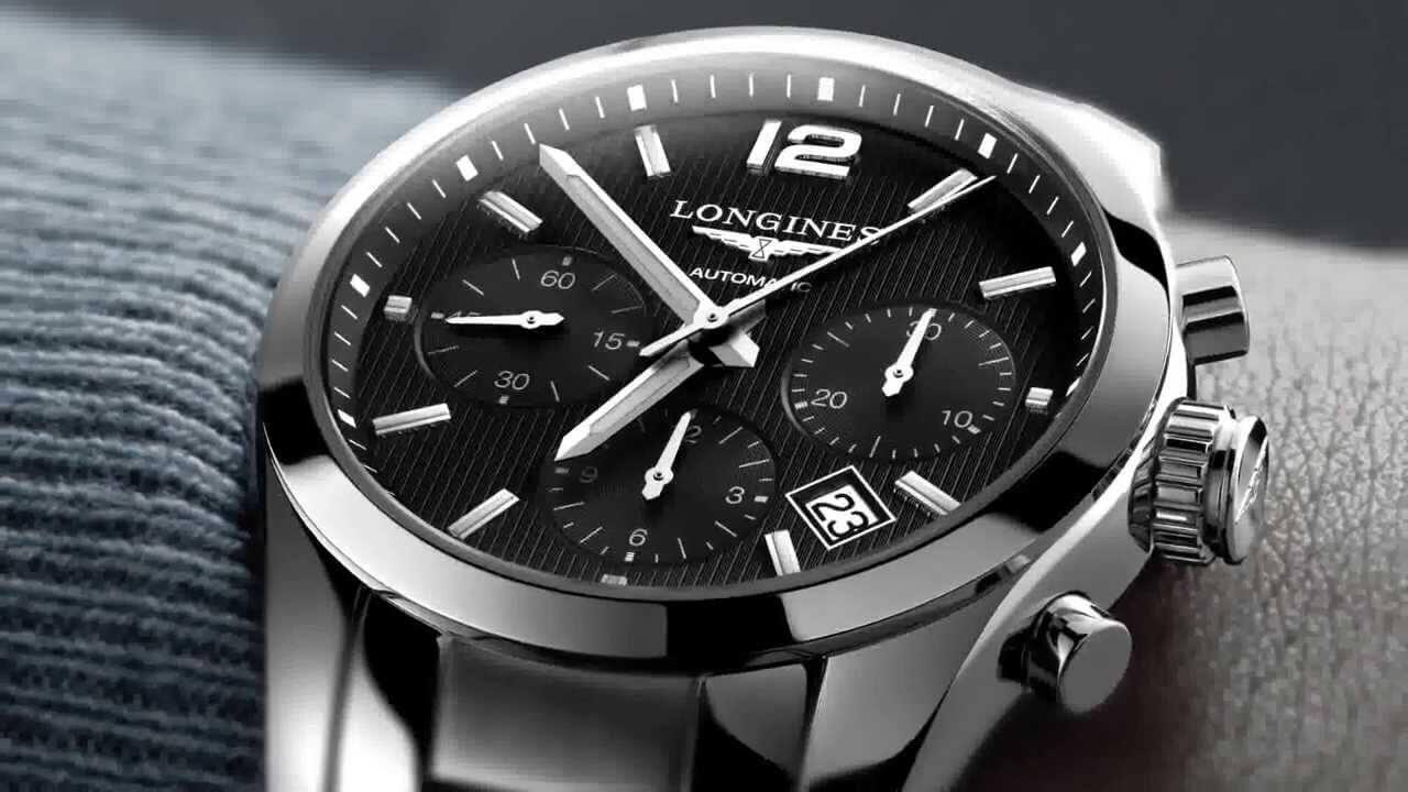 Tham khảo giá là kinh nghiệm mua đồng hồ Thụy Sỹ đầu tiên