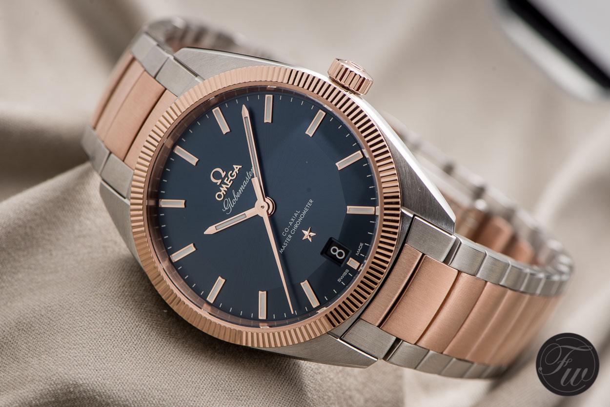 Omega đứng thứ 2 xếp hạng đồng hồ Thụy Sỹ