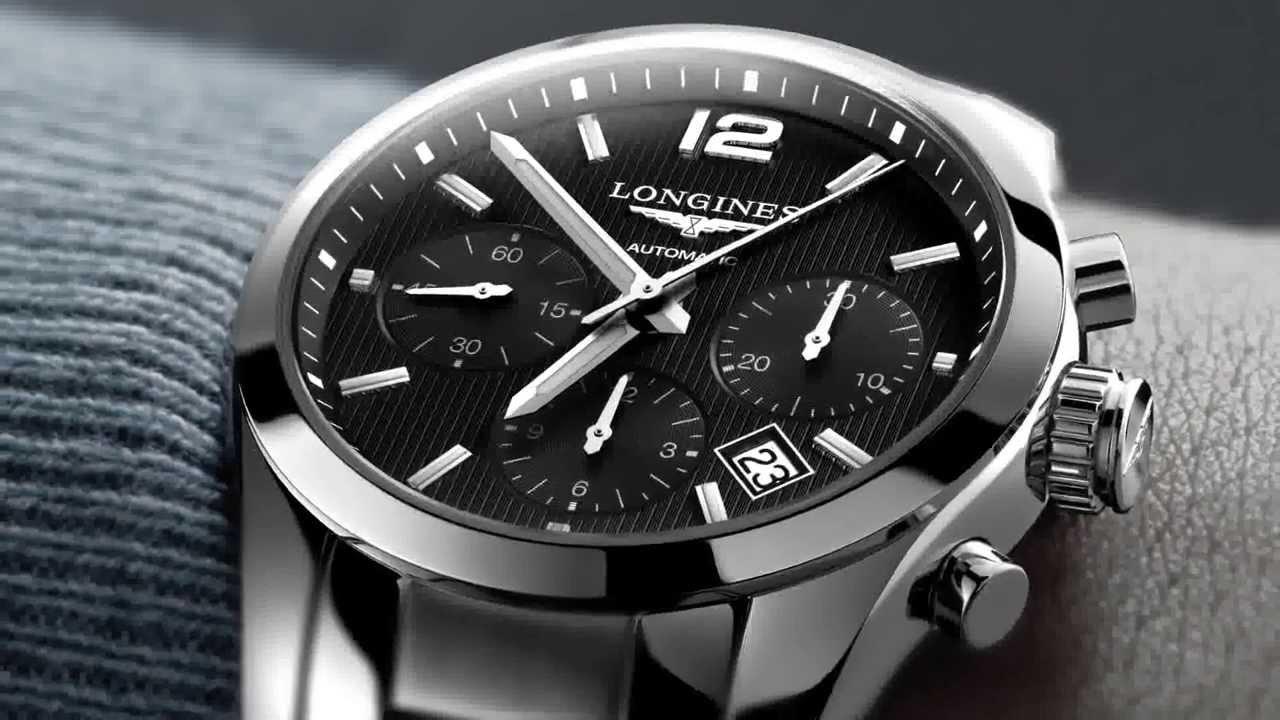Longines ở vị trí thứ 6 xếp hạng đồng hồ Thụy Sỹ