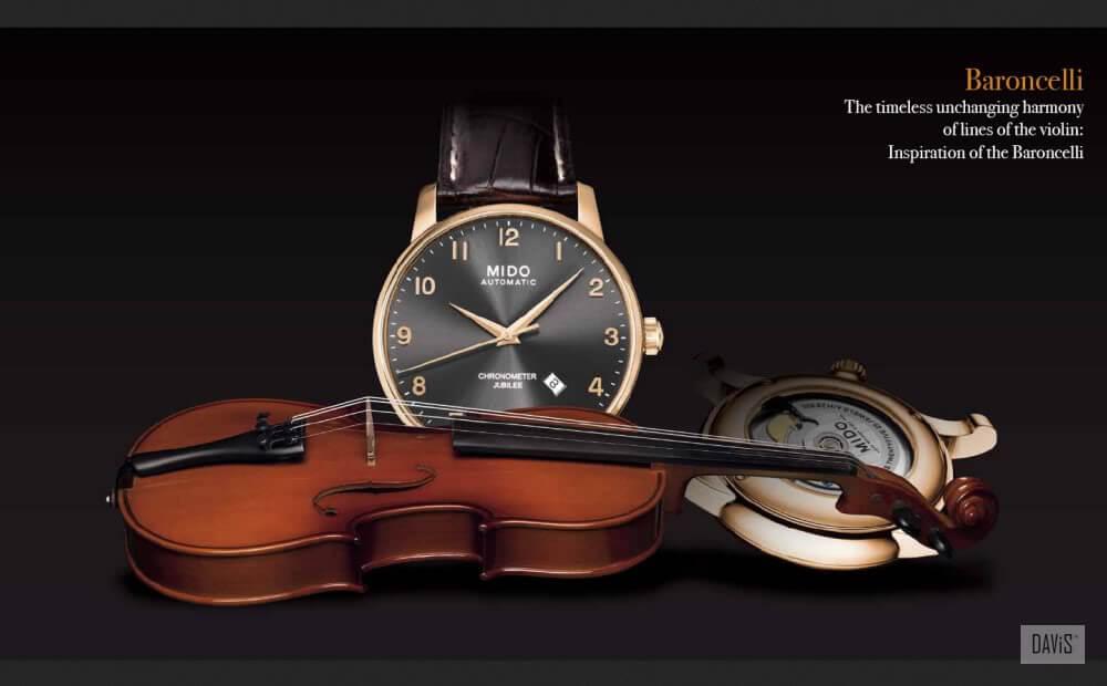 Những đánh giá đồng hồ Mido