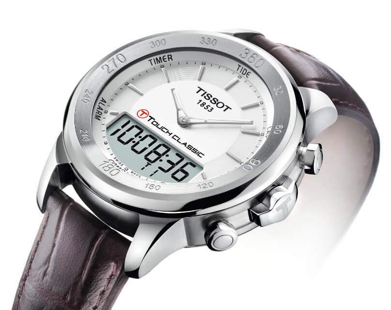 Tư vấn mua đồng hồ Thụy Sỹ Tissot cho quý ông lịch lãm