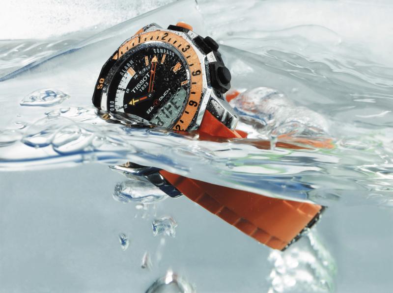 độ chống nước của đồng hồ không vĩnh viễn