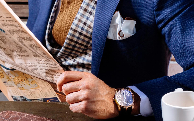 đồng hồ nam cao cấp tại Hà Nội cho doanh nhân