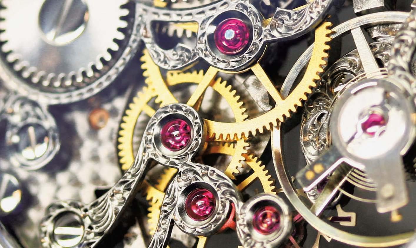 các thương hiệu đồng hồ Thụy Sỹ nổi tiếng với sự tỉ mỉ