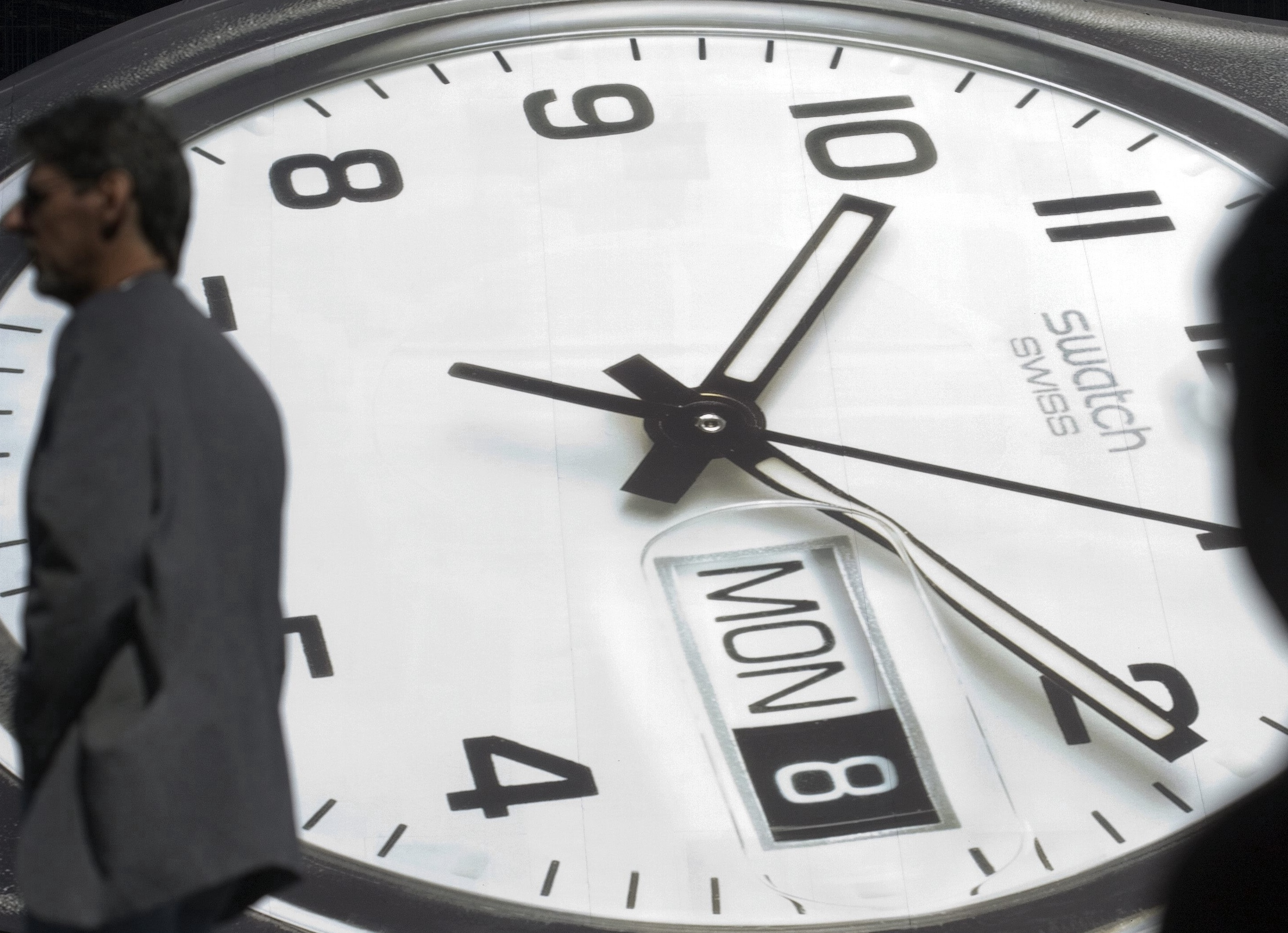 Swatch - hãng đồng hồ nổi tiếng nhất thế giới