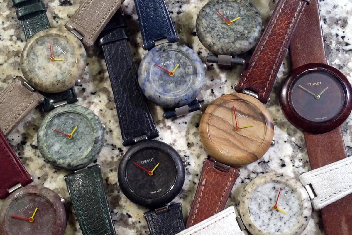 lịch sử đồng hồ Tissot - đồng hồ đá