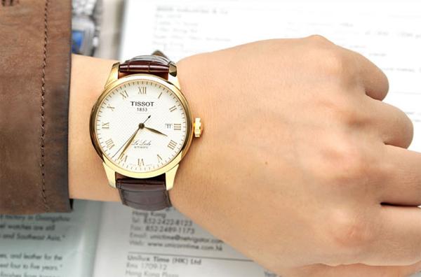 Điểm danh những bộ sưu tập danh giá của hãng đồng hồ Tissot