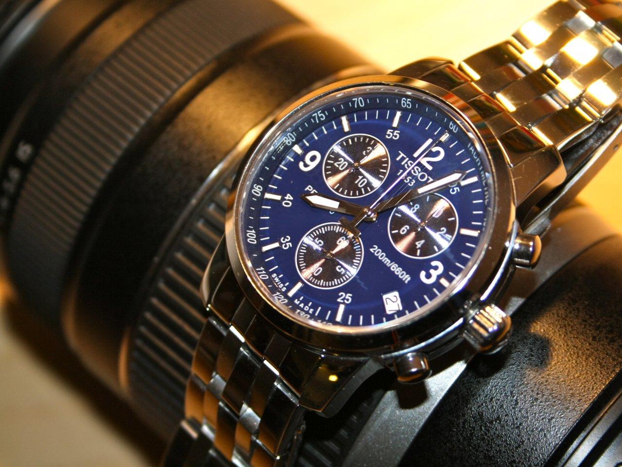 Kinh nghiệm mua đồng hồ Tissot