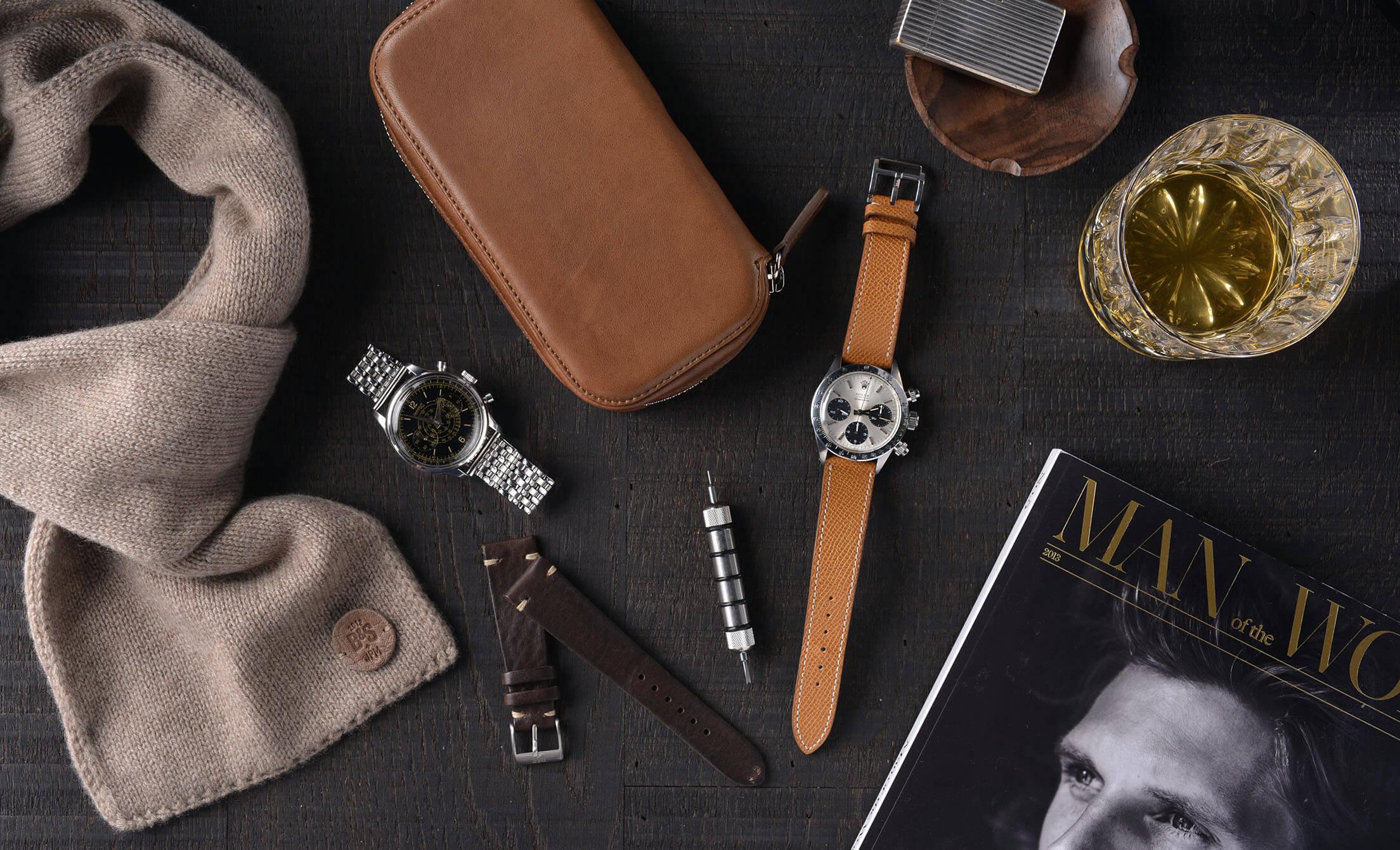 Tìm hiểu các ký hiệu trên đồng hồ đeo tay