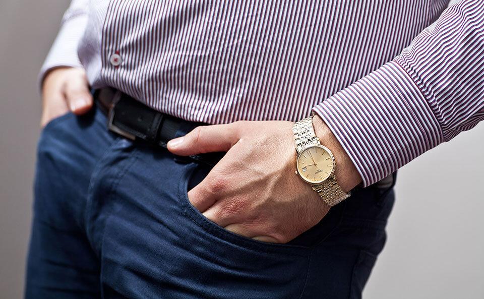 Giải mã sức hút đồng hồ Tissot mạ vàng