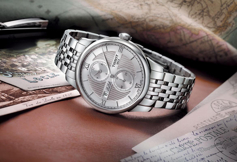 Nên mua đồng hồ Thụy Sỹ ở đâu?