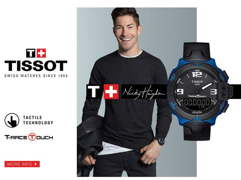 Thật thiếu sót nếu bạn không sở hữu 1 chiếc đồng hồ Tissot