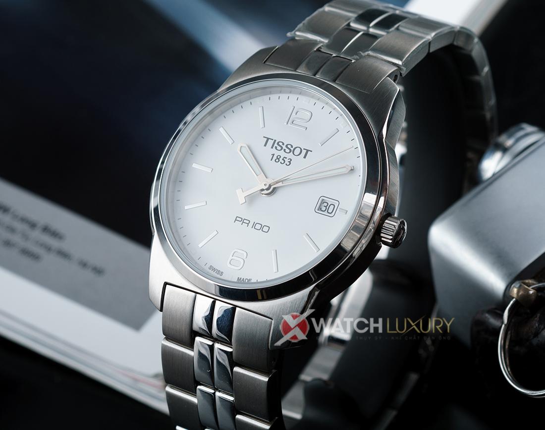 Đồng hồ Tissot PR100: Dấu ấn của sự thanh lịch