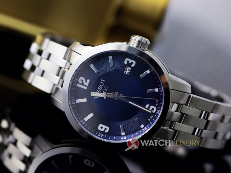 Thắc mắc đồng hồ Tissot chính hãng giá bao nhiêu?