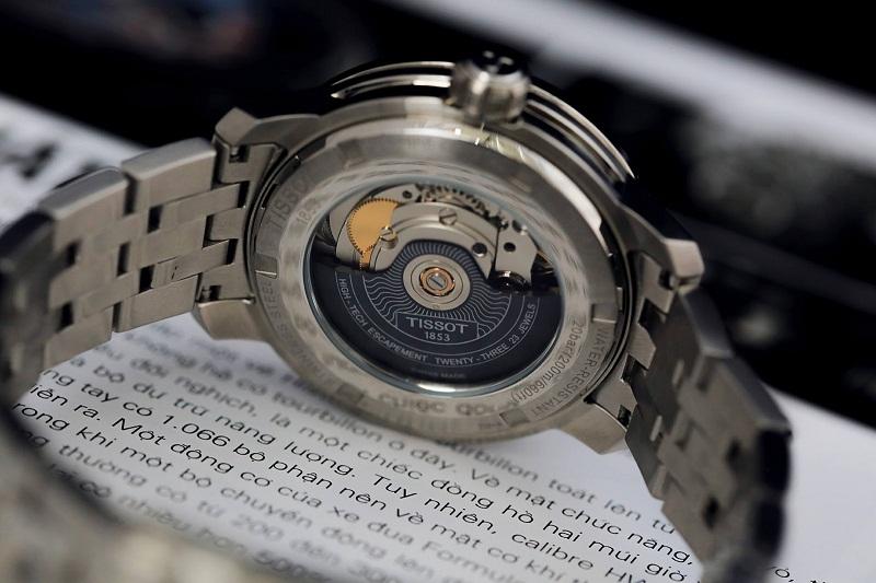 Nhận biết đồng hồ Thụy Sỹ Tissot chính hãng