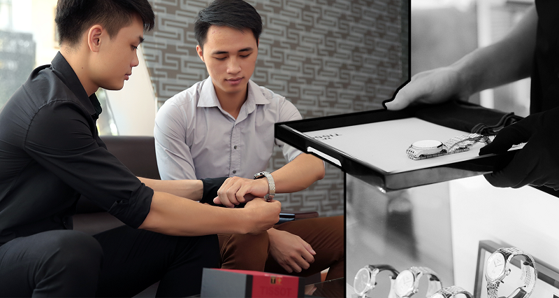 Xwatch Luxury - đại lý đồng hồ thụy sĩ tại việt nam