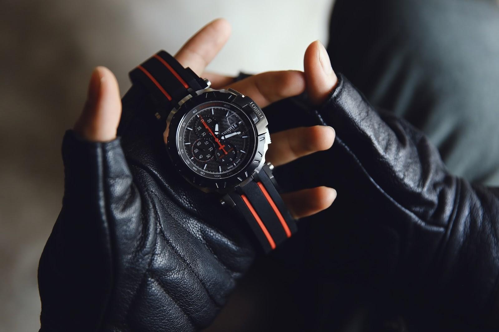 cách chỉnh đồng hồ Tissot 6 kim