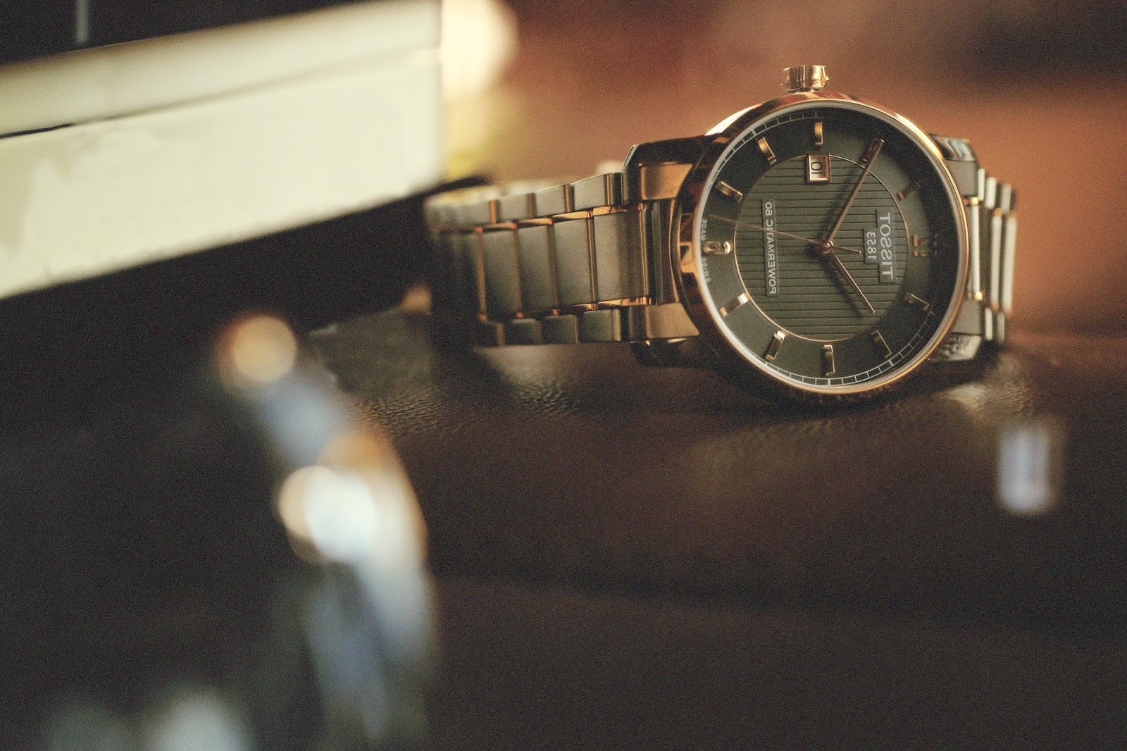 đồng hồ thật - giả