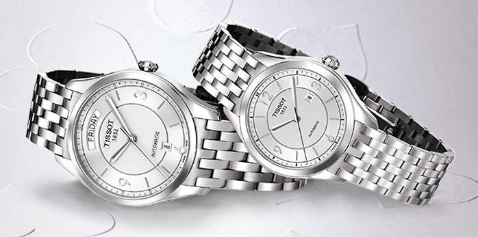 thương hiệu đồng hồ đôi có tiếng