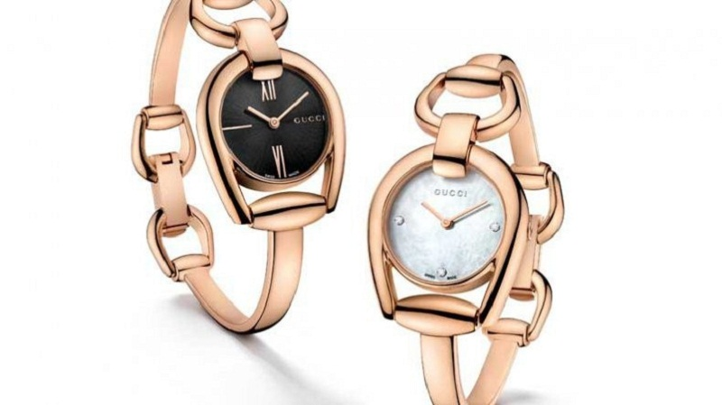 """Diện mạo """" độc - lạ"""" đến từ đồng hồ nữ kiểu lắc tay hàng hiệu"""