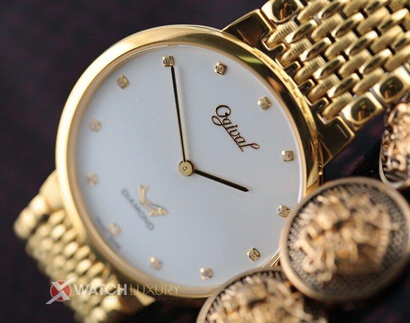 Đồng hồ Ogival Diamond 385 - nơi sự sang trọng lên ngôi