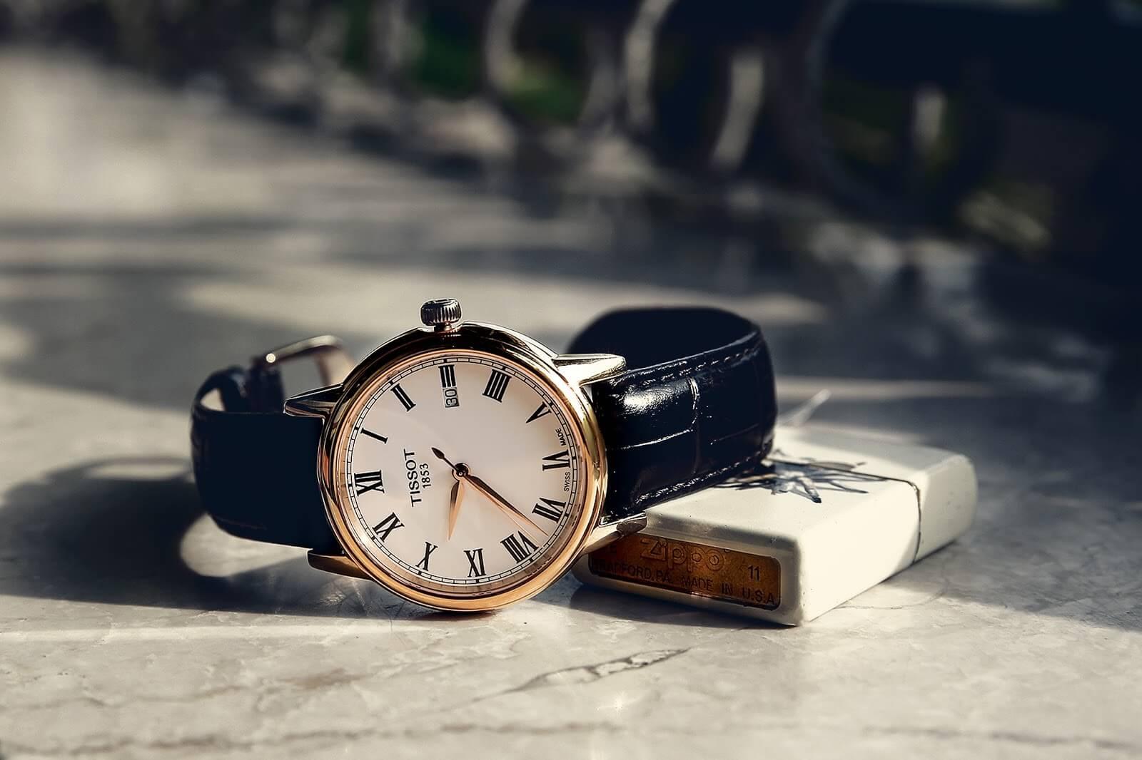 Địa chỉ mua đồng hồ mua đồng hồ Tissot chính hãng tại Hà Nội