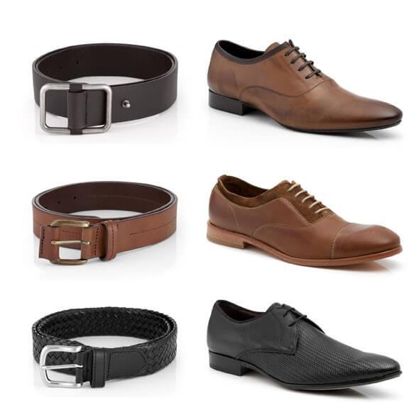 Đồng hồ và giày