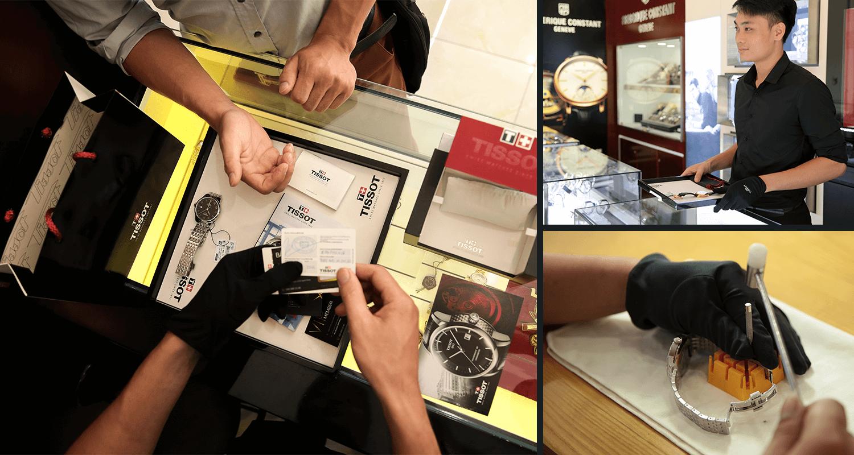 XWatch Luxury - chuẩn mực Thụy Sĩ trong thế giới đồng hồ