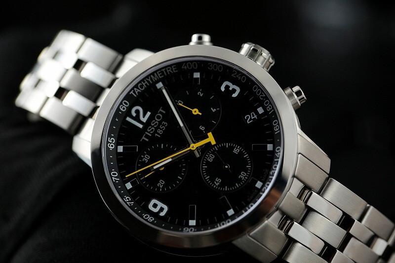 Bao nhiêu thì mua được một chiếc đồng hồ Tissot 1853 cao cấp?