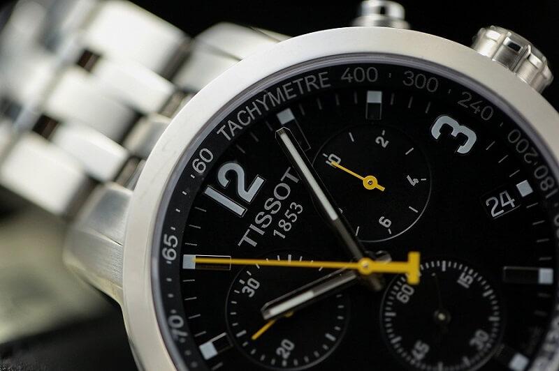 """Những gương mặt đồng hồ Thụy Sĩ Tissot Chronograph """"hot"""" nhất 2017"""