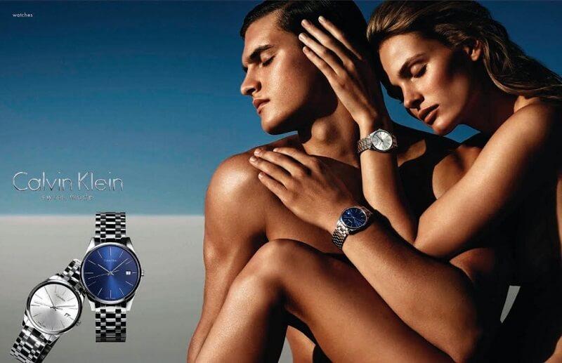 Đồng hồ cK - Thương hiệu dành cho những tín đồ thời trang