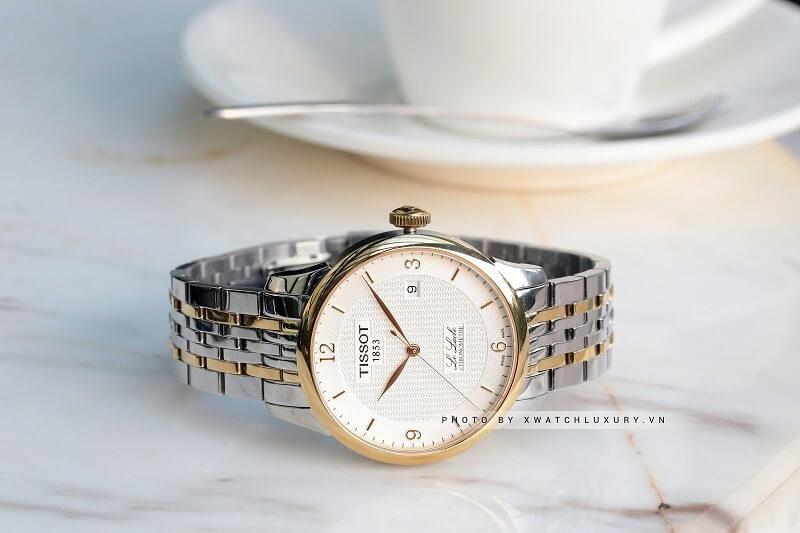 Đồng hồ Tissot - Thương hiệu của truyền thống
