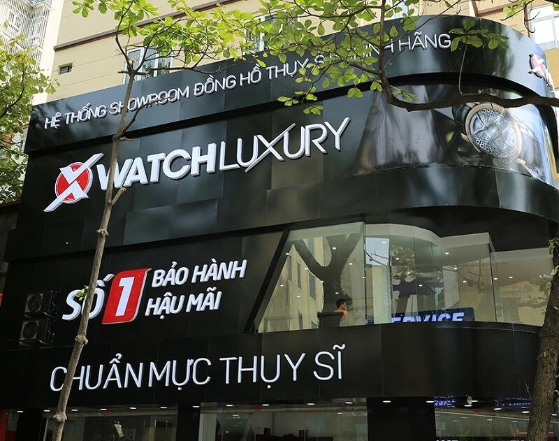 đồng hồ hàng hiệu tại Hà Nội