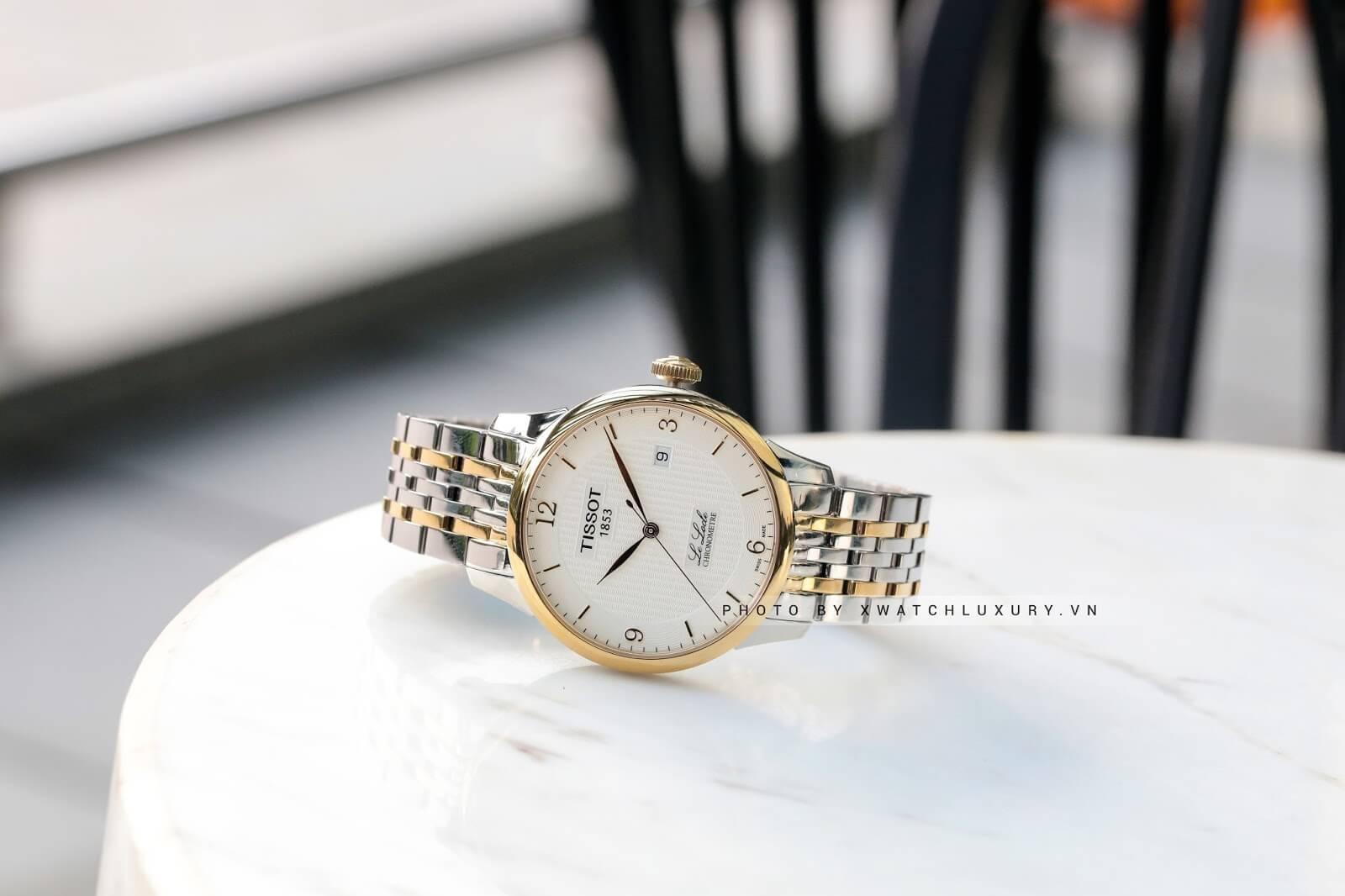 Sang trọng và đẳng cấp cùng đồng hồ Tissot T41