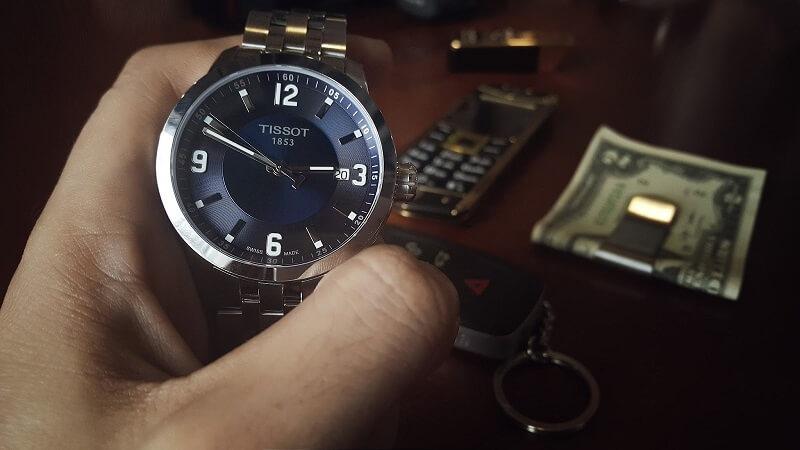 3 cách chọn đồng hồ Tissot PRC 200 không phải ai cũng biết