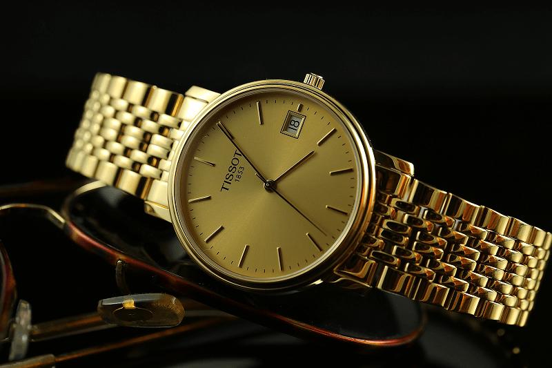 Giá đồng hồ Tissot 1853 quartz - không hề có chuyện đắt đỏ
