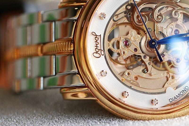 Đồng hồ Ogival Diamond - tác phẩm sống mãi cùng thời gian