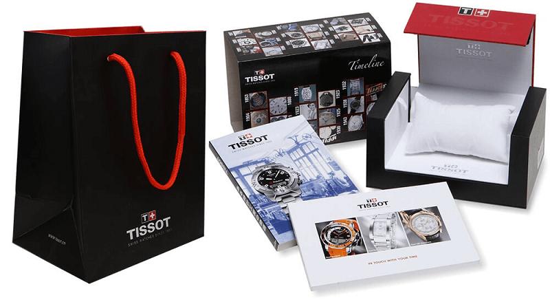 Tại sao nhất định phải mua hàng tại đại lý đồng hồ Tissot chính hãng