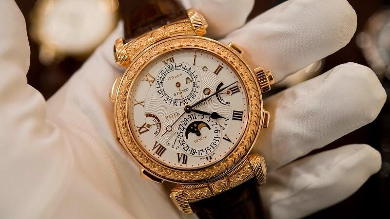 các thương hiệu đồng hồ nổi tiếng của thụy sĩ