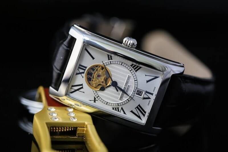 Cảnh báo thị trường đồng hồ Frederique Constant fake năm 2017