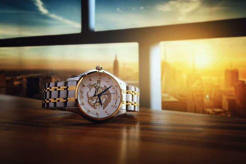 Thông tin về đồng hồ Ogival - Đẳng cấp vượt thời gian