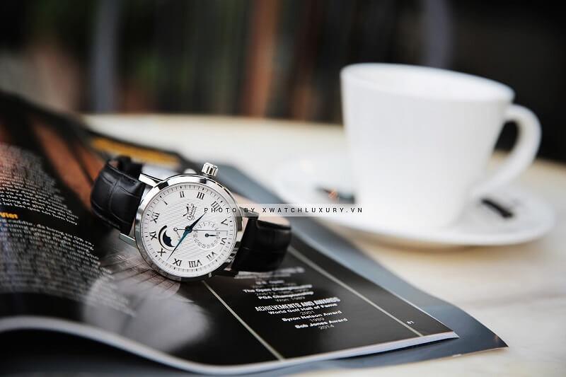 Khám phá sự thật về đồng hồ Ogival chính hãng