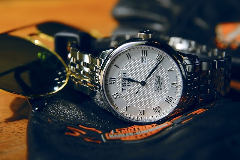 """4 dòng đồng hồ đeo tay nam Tissot 1853 Automatic """" hút hồn"""" nam giới"""