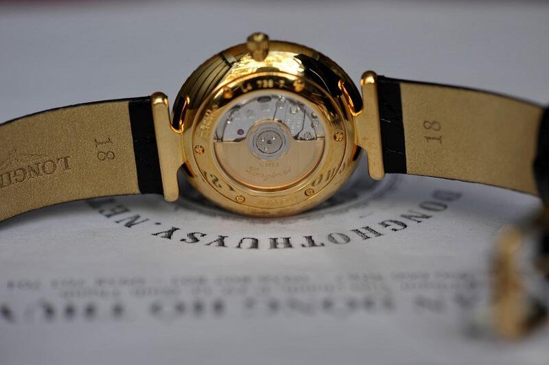 bảo hành đồng hồ Longines
