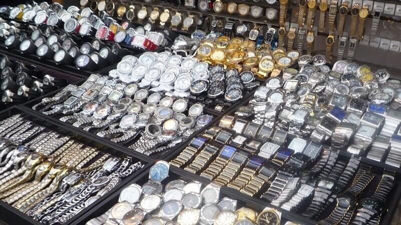 thị trường đồng hồ chính hãng