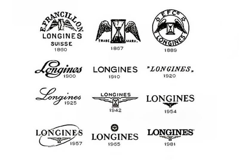Logo đồng hồ Longines chính hãng