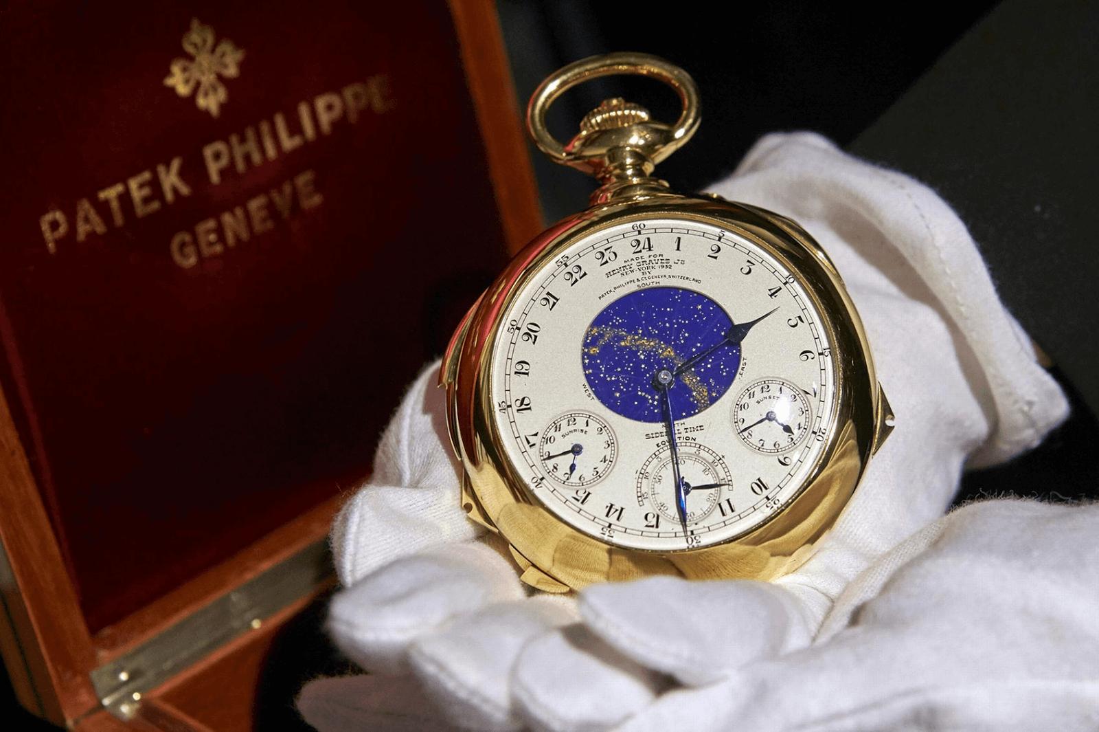 5 chiếc đồng hồ sinh ra chỉ để... NGẮM
